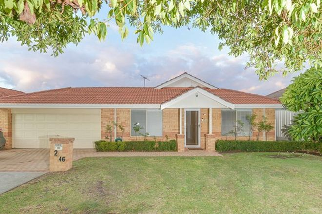 Picture of 2/46 Reynolds Road, MOUNT PLEASANT WA 6153