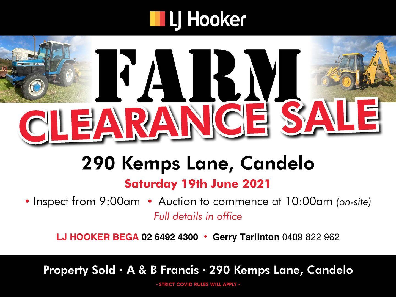 290 Kemps Lane, Kameruka NSW 2550