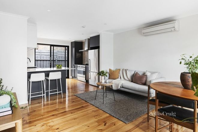 Picture of 3/128 Blyth Street, BRUNSWICK EAST VIC 3057
