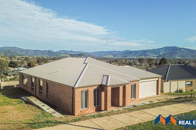 Picture of 36 Rangeview Drive, MYRTLEFORD VIC 3737