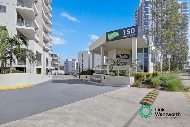 Picture of 335/150 Epping Road (Building D ), LANE COVE WEST NSW 2066