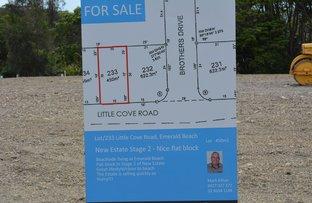 Lot 233 Little Cove Road, Emerald Beach NSW 2456