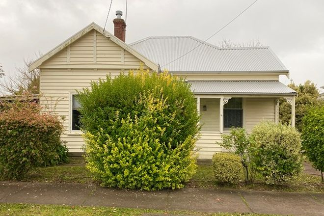 Picture of 8 Little Street, CAMPERDOWN VIC 3260