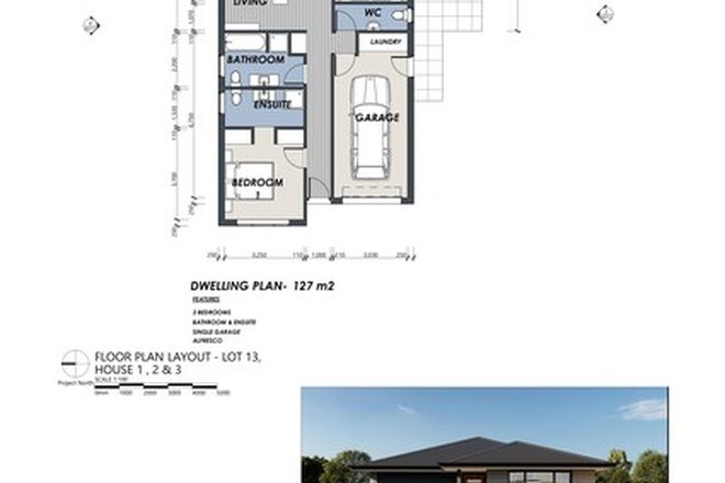 Picture of 1/3 Youl Road, PERTH TAS 7300