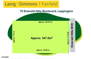Picture of Emerald Hills Boulevard, Leppington NSW 2179