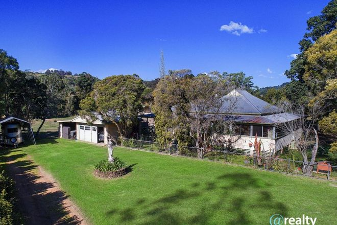 Picture of 157 Middle Creek Road, FEDERAL QLD 4568