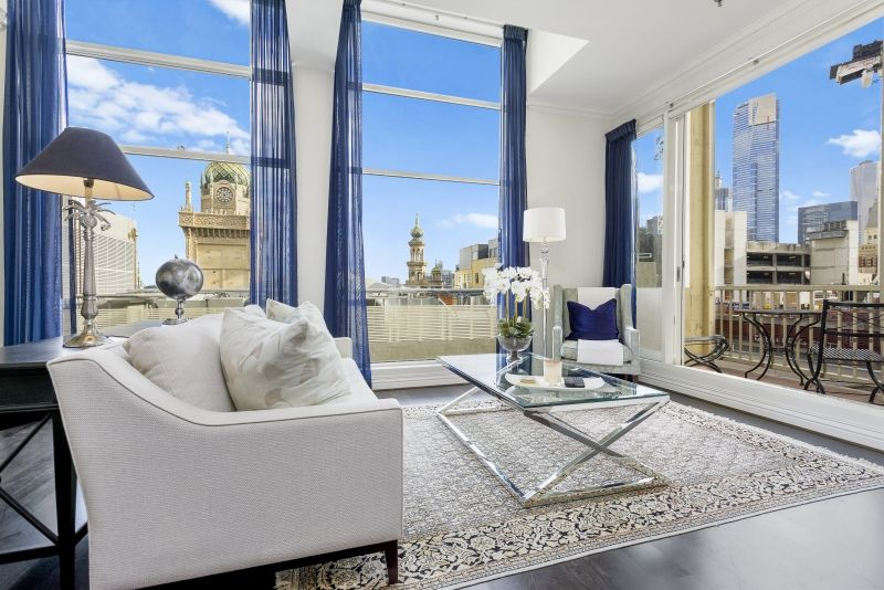 5D/27 Russell Street, Melbourne VIC 3000, Image 0