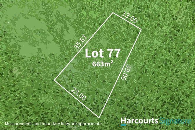 Picture of Lot 77 Ralph's Bay Views Estate, OAKDOWNS TAS 7019