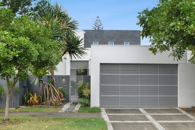Picture of 73 Seagull Avenue, MERMAID BEACH QLD 4218