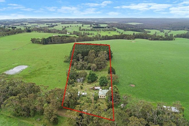 Picture of 205 Rankins Road, IRREWILLIPE VIC 3249