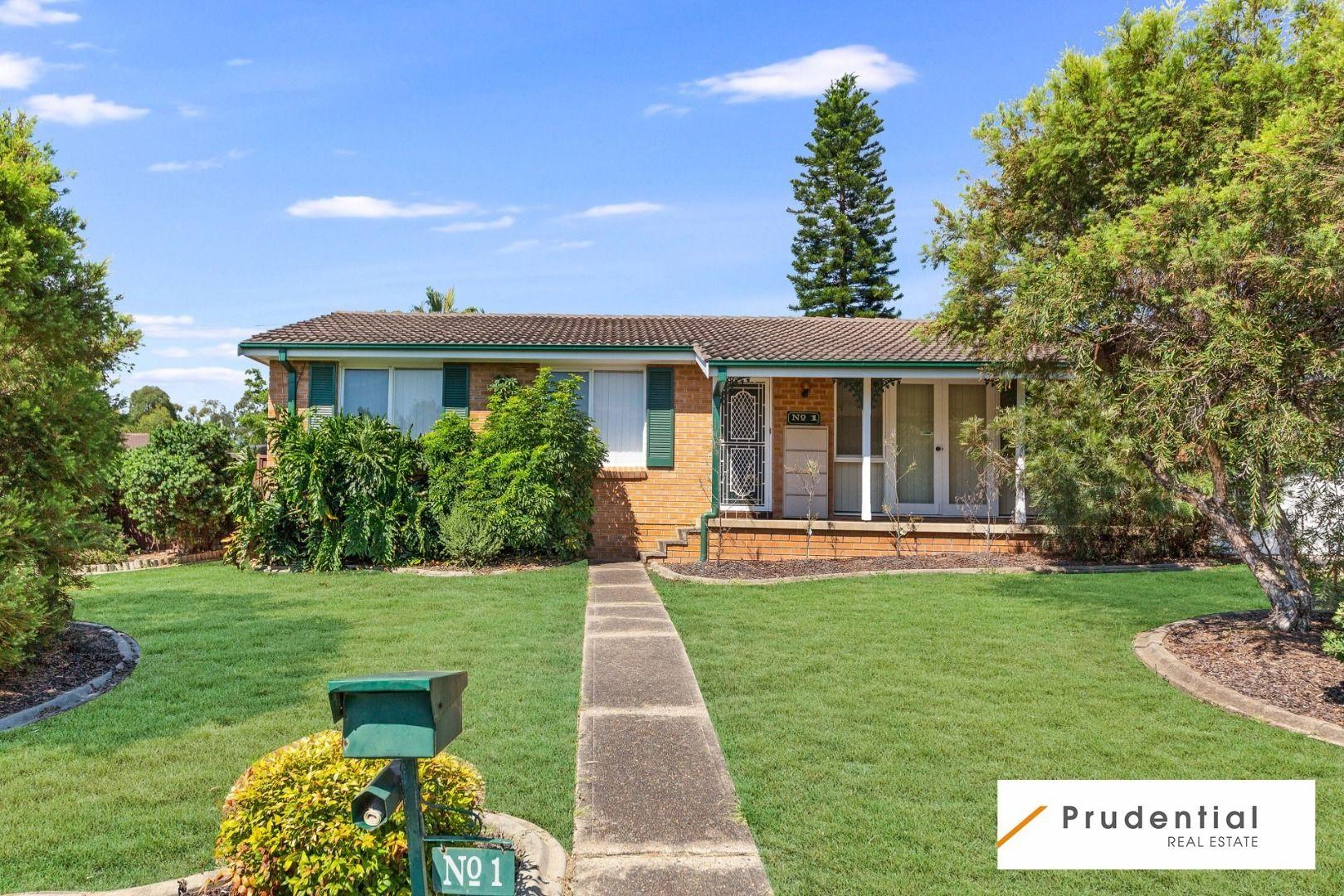 1 Darling Ave, Lurnea NSW 2170, Image 0