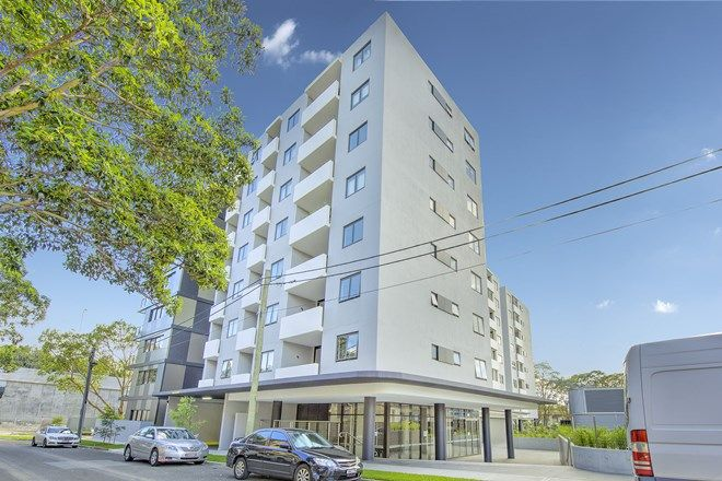 Picture of 209/5 Powell  Street, HOMEBUSH NSW 2140