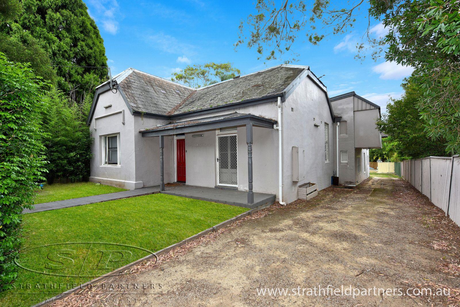 6/8 Ormond Street, Ashfield NSW 2131, Image 0