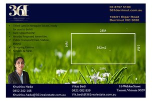 Picture of Weldon Street, Tarneit VIC 3029