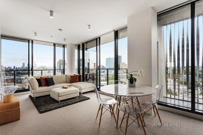 Picture of 1002/1 Clara Street, SOUTH YARRA VIC 3141