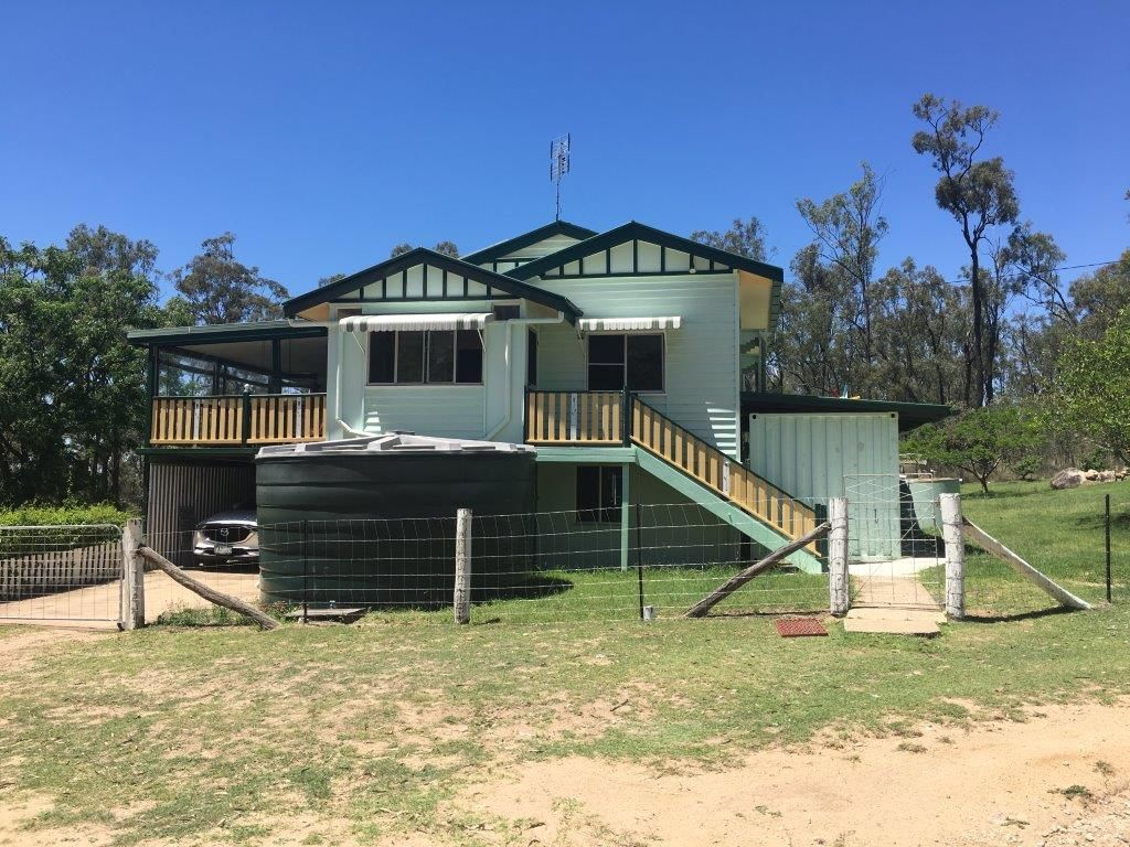 26 COVERTY ROAD, Coverty QLD 4613, Image 0