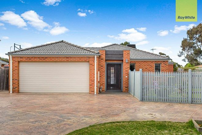 Picture of 4 Cuddle Court, BACCHUS MARSH VIC 3340