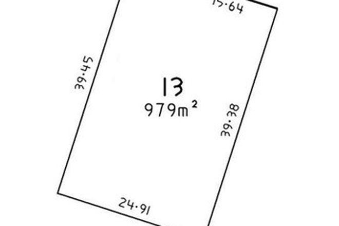 Picture of 10 ( Lot 13) Greenville Close, ABERFOYLE PARK SA 5159