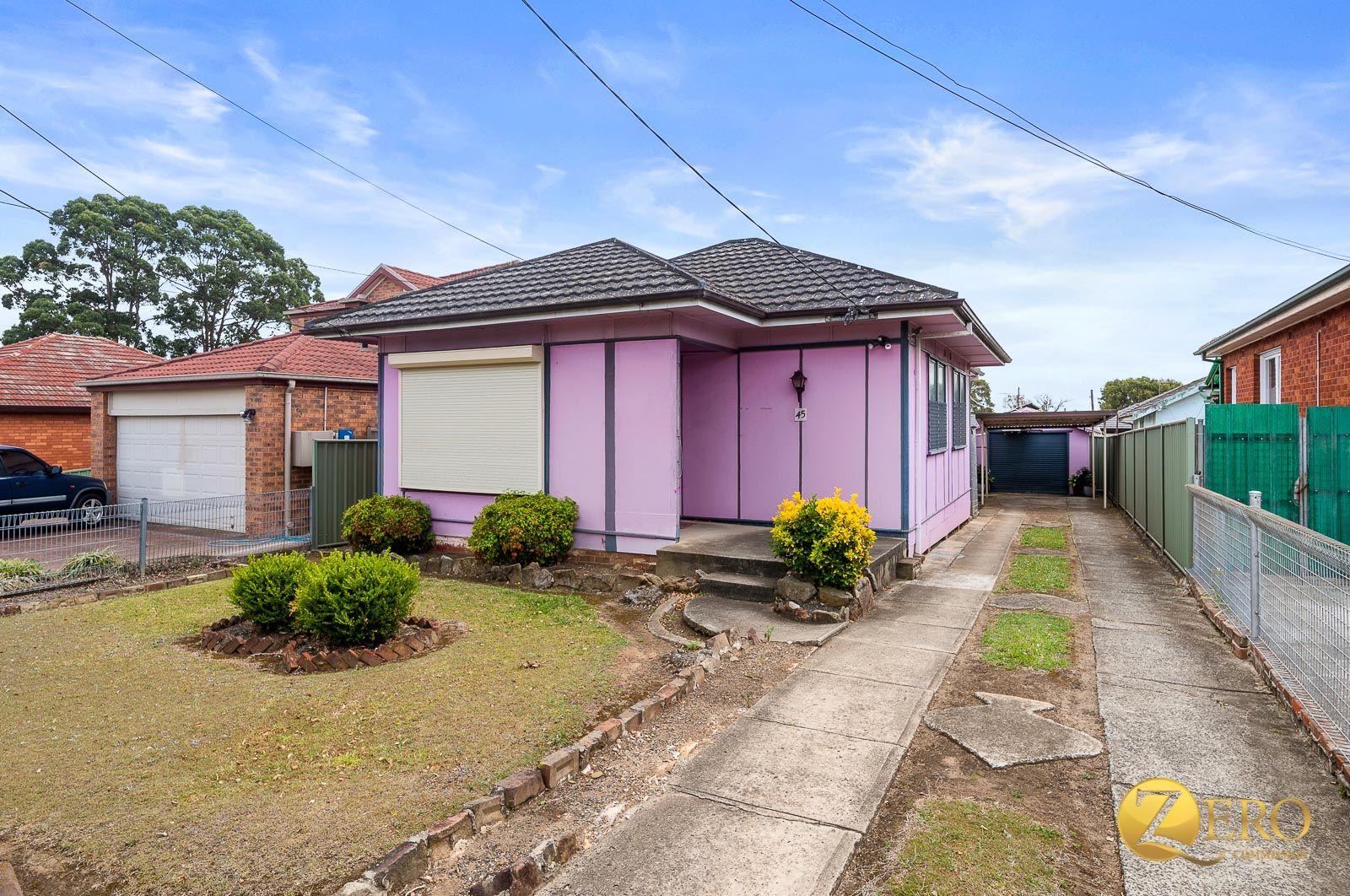 45 Koonoona Ave, Villawood NSW 2163, Image 0