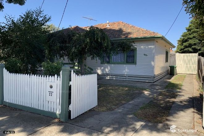 Picture of 22 Henley Street, PASCOE VALE SOUTH VIC 3044