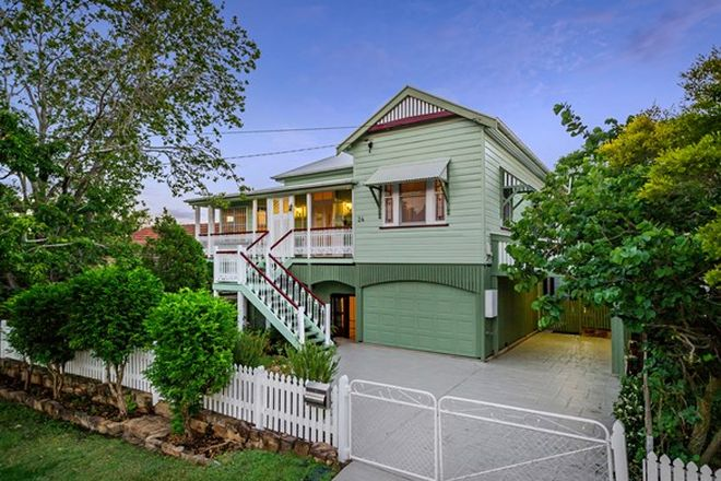 Picture of 24 Oakwal Terrace, WINDSOR QLD 4030