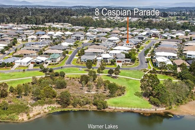 Picture of 8 Caspian Parade, WARNER QLD 4500