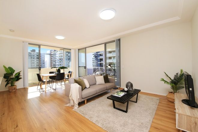 Picture of B302/20-26 Innesdale Road, WOLLI CREEK NSW 2205