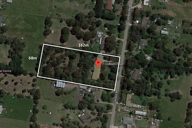 Picture of 11 Collison Road, CRANBOURNE EAST VIC 3977