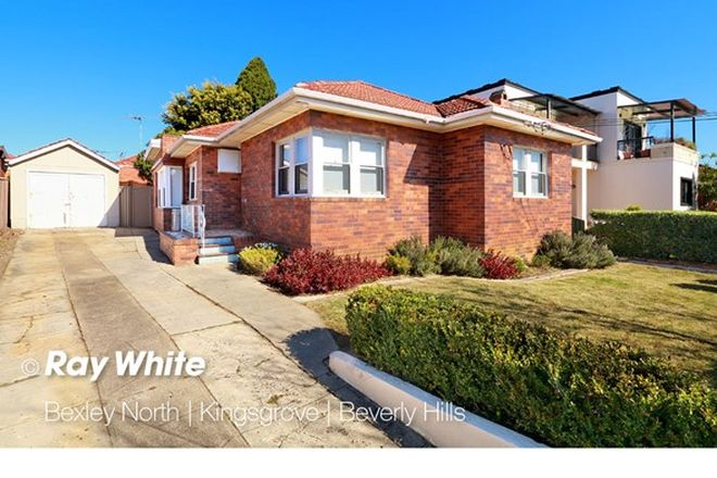 Picture of 58 MacDonald Crescent, BEXLEY NORTH NSW 2207