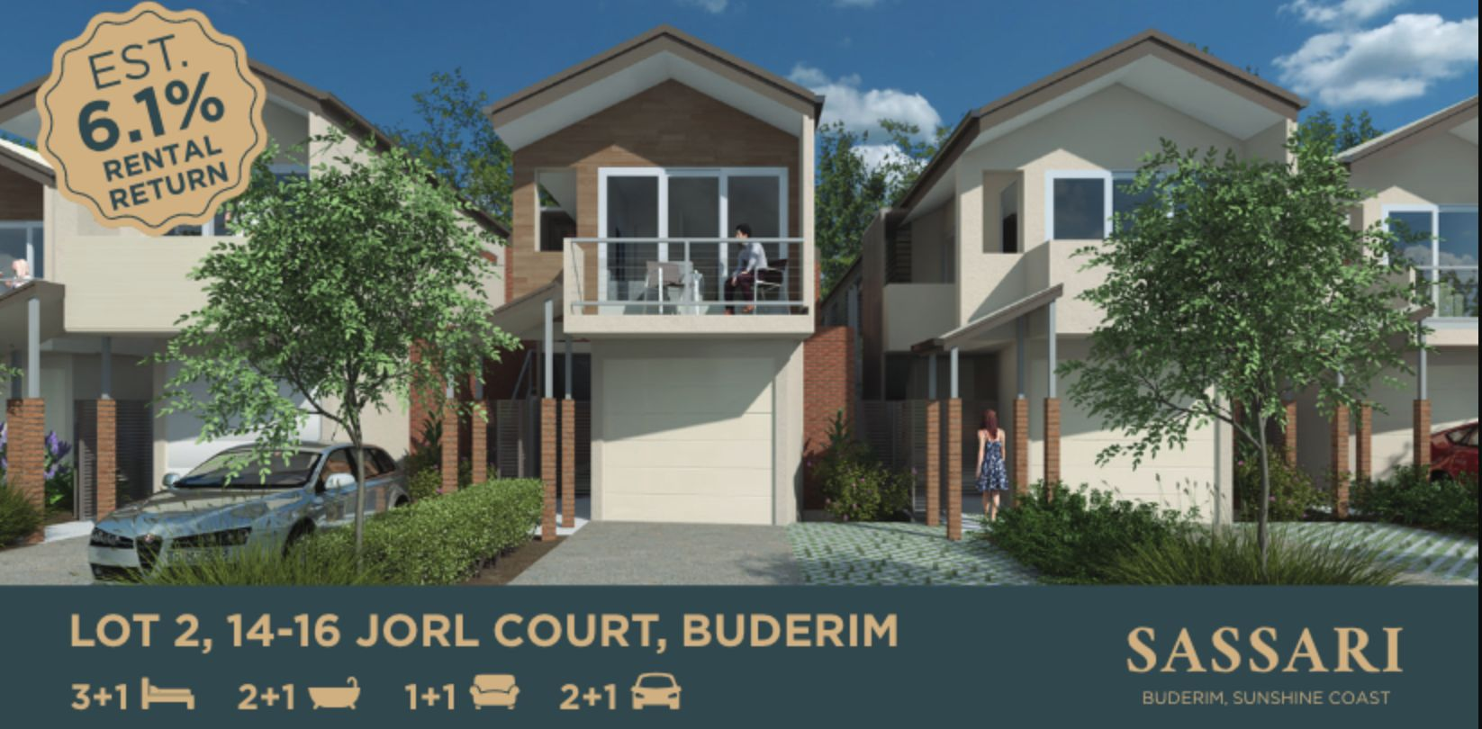 LOT 2/14-16 Jorl Court, Buderim QLD 4556, Image 0