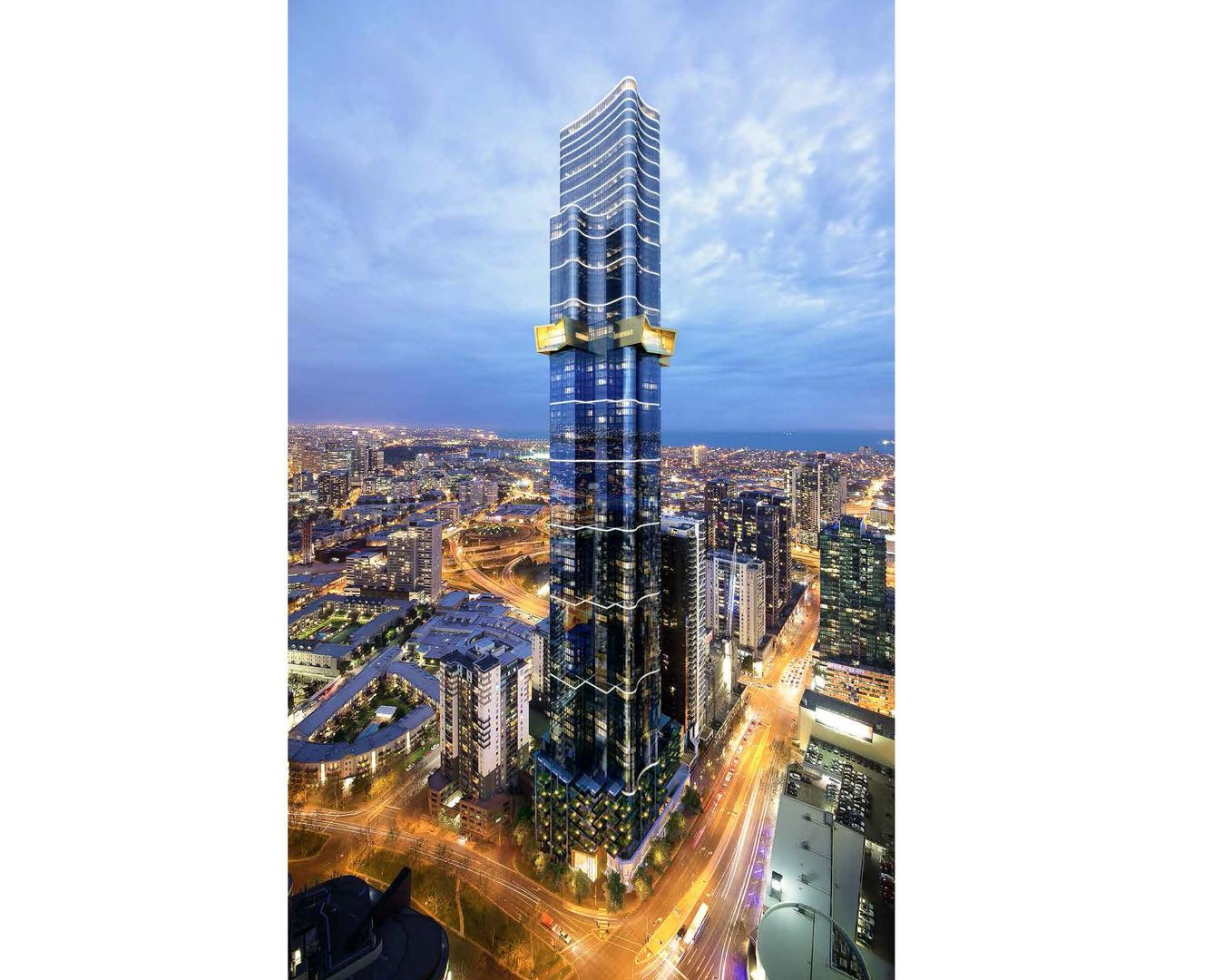 3 bedrooms Apartment / Unit / Flat in 8902/70 Southbank Boulevard SOUTHBANK VIC, 3006