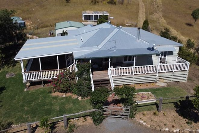 Picture of 593 Knapp Creek Rd, KNAPP CREEK QLD 4285