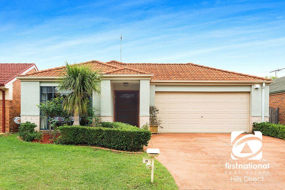 12 Winslow Avenue, Stanhope Gardens NSW 2768, Image 0