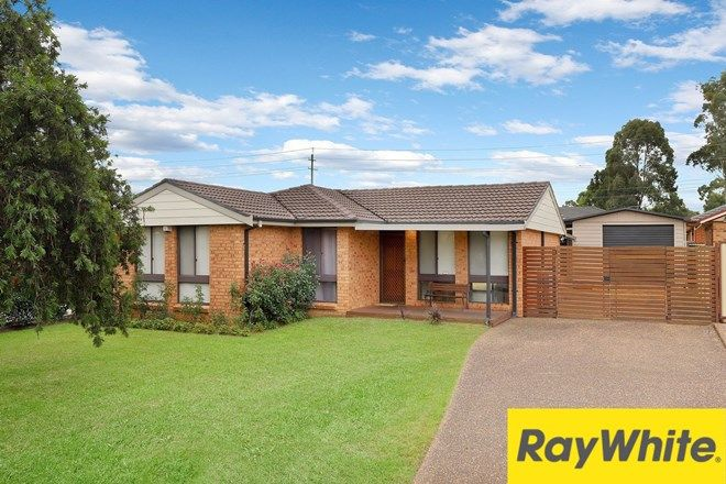 Picture of 54 Loder Crescent, SOUTH WINDSOR NSW 2756