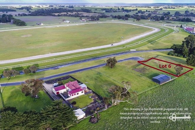 Picture of Lot 6 Racecourse Road, GLENBURNIE SA 5291