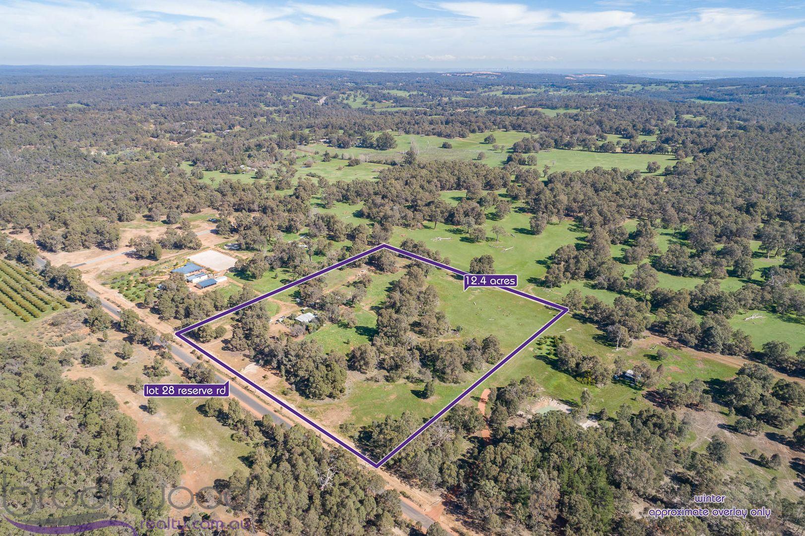 Proposed Lot 28 Reserve Road, Gidgegannup WA 6083, Image 0