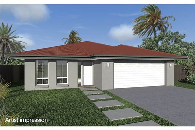 Picture of Lot 55 Glendale Street, ANDERGROVE QLD 4740