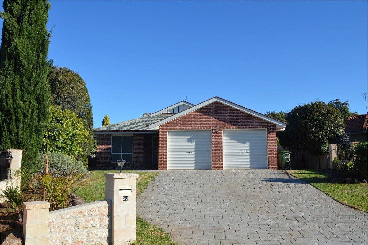 20 Gerbera Court, Middle Ridge QLD 4350, Image 0