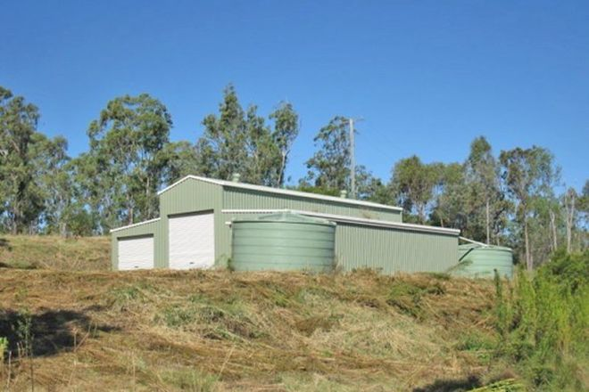 Picture of Lot 3 Jackson Road, SUMMERHOLM QLD 4341