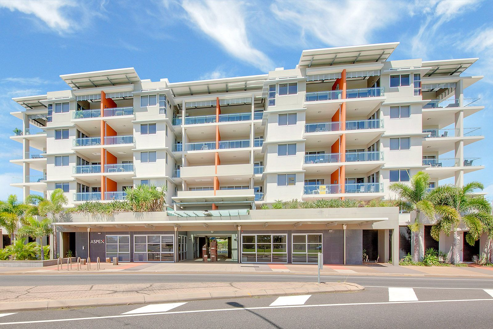 205/35 LORD STREET, Gladstone Central QLD 4680, Image 0