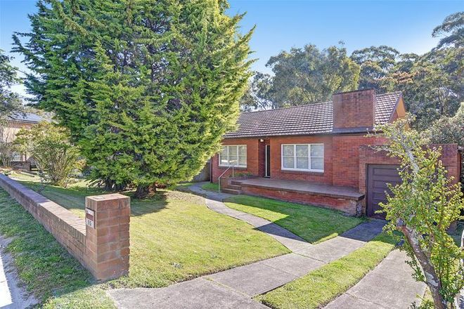Picture of 95 Parklands Road, NORTH RYDE NSW 2113