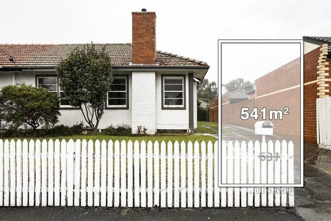 Picture of 537 Albion Street, BRUNSWICK WEST VIC 3055