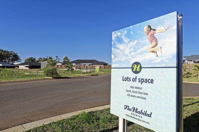 Picture of Lot 22 Habitat Drive, BRANYAN QLD 4670