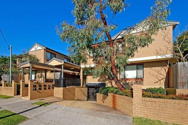 Picture of 3/60-62 Beaconsfield Street, SILVERWATER NSW 2128