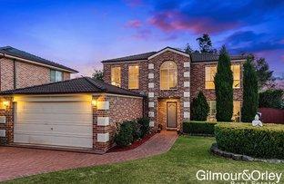 22 Kinaldy Crescent, Kellyville NSW 2155