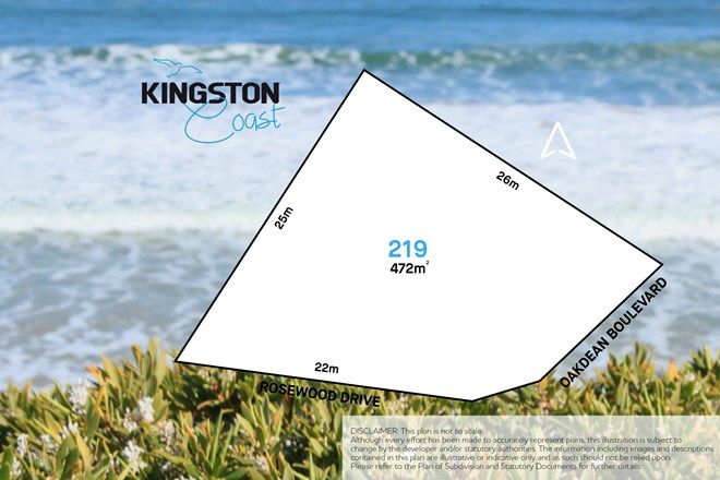Picture of lot 219 Oakdean Blvd, OCEAN GROVE VIC 3226