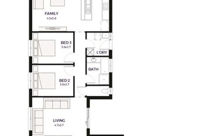 Picture of Lot 192 Lewis Drive, BLAKEVIEW SA 5114