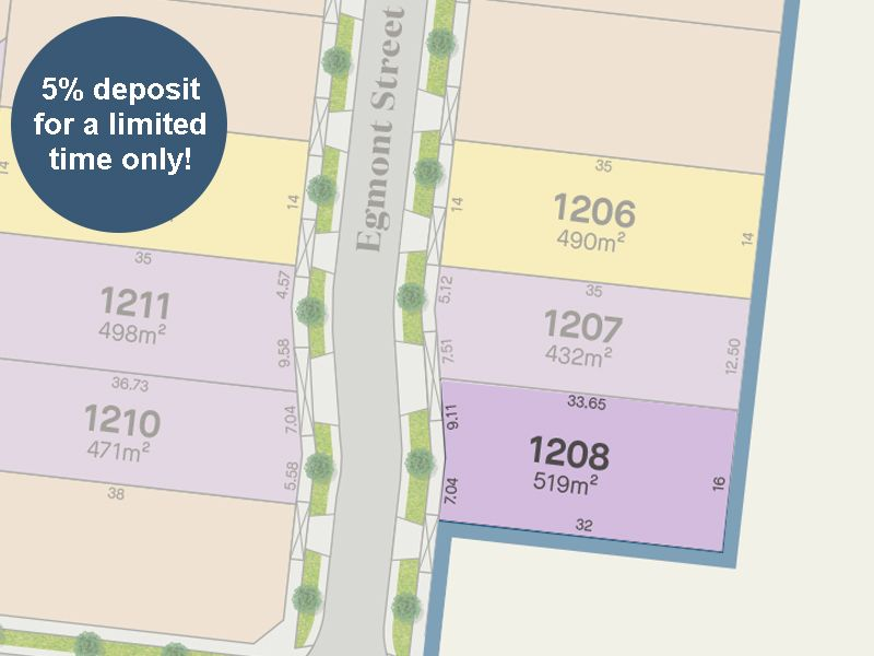 Lot 1208, Life Point Egmont Street, Point Cook VIC 3030, Image 0
