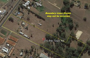 Picture of 270 Pitt Town Road, Pitt Town NSW 2756