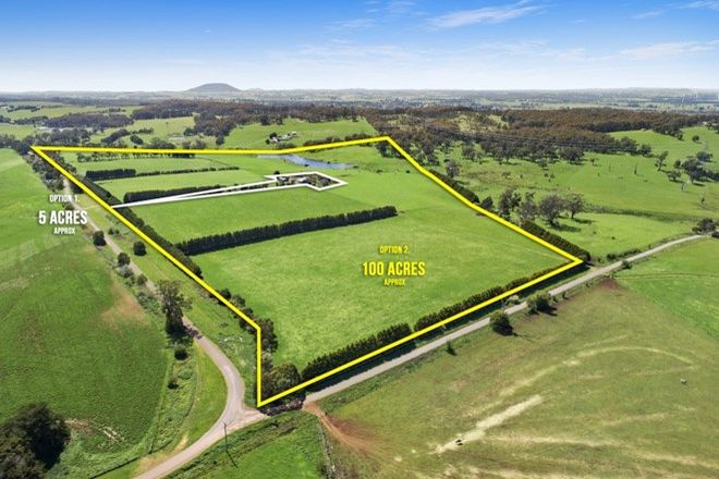 """Picture of 68 Wiggins Rd - """"Option  2"""", SCOTSBURN VIC 3352"""